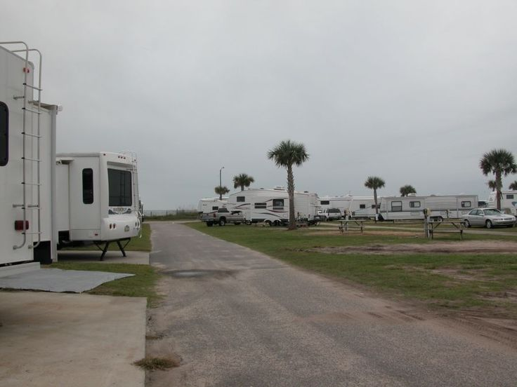 Awesome RV Park Huge Right On The Atlantic Ocean Lakes Family Campground