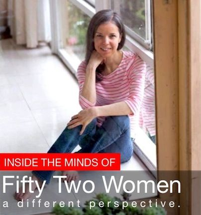 Fifty Two Women No. 19 | Amelia Hill - Debbie Spellman | Detox Your Mind | Inner-Calm, Self-Acceptance & True Confidence