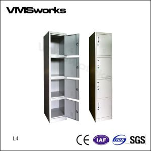 China Office Furniture,Filing Cabinet,Factory Direct Security Ethletic Small Steel 4 Tier Locker Storage Wardrobe,Security Locker,Locker Storage,Athletic Locker,Steel Wardrobe,Small Storage,Manufacturers,Suppliers,Factory,Wholesale,Price