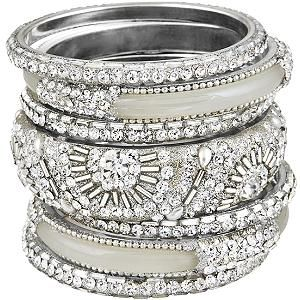 silver braceletsStackable Rings, Dresses Up, Stacked Rings, Diamonds Rings, Silver Bracelets, Wedding Band, Wedding Rings, Bangles Bracelets, Bling Bling