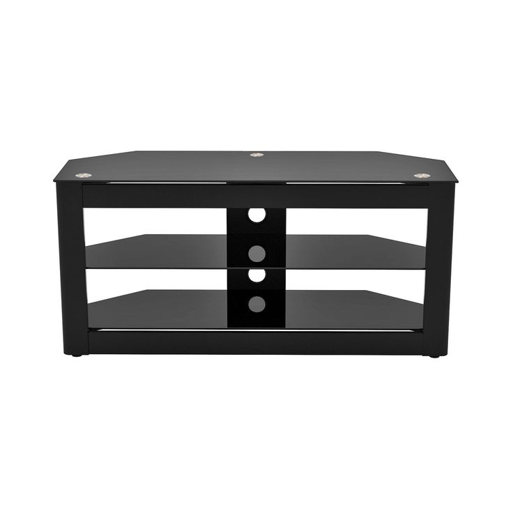 Maxine Black 40-inch TV Stand (Maxine 40 TV Stand)