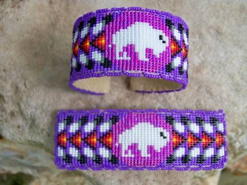 Native American Beadwork Designs | Free Native American Beading Patterns - Bing Images | Jewelry Ideas