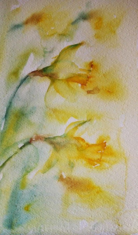 Watercolours With Life #watercolorarts