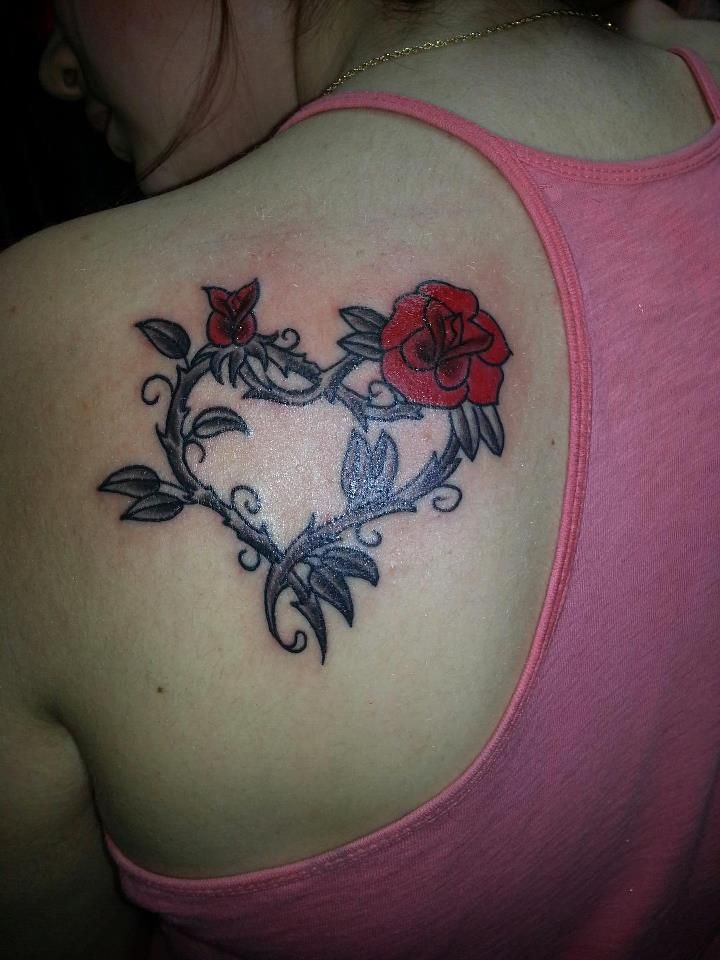 Barbed Wire Rose Tattoo: 31 Best Barb Wire Tattoo Designs Images On Pinterest