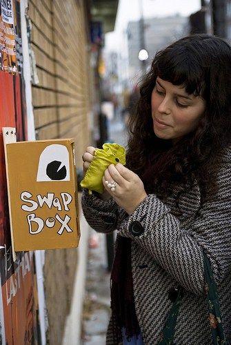 swapbox | The Swap Box Project