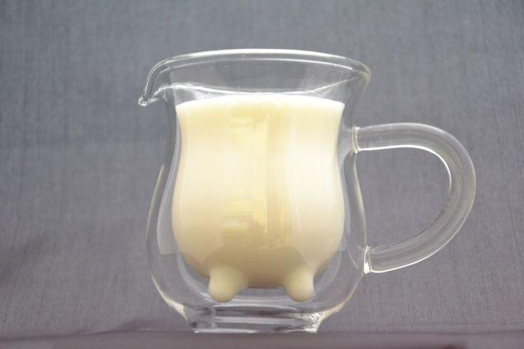Dzbanek na mleko dzbanek kawowy dzbanuszek na mlek w dizajnerskie na DaWanda.com #niezchinzpasji#