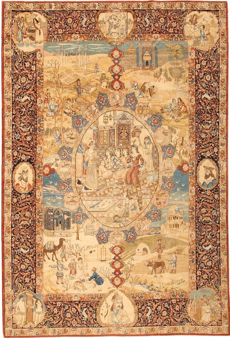 73 best TABRZ CARPET & RUG images on Pinterest   Carpet ...