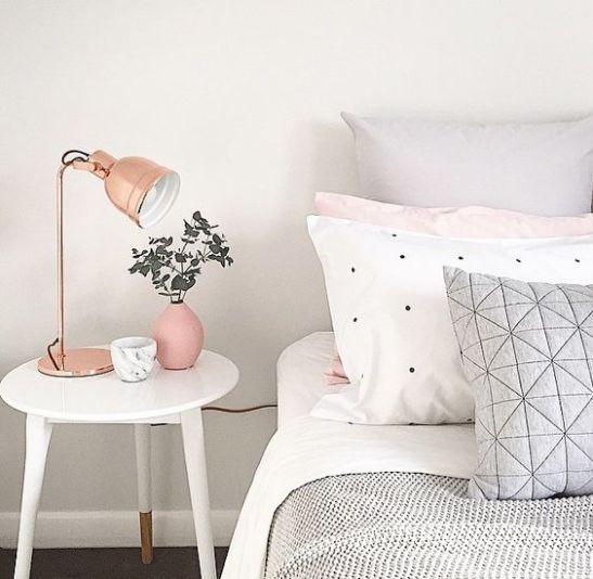 Arthouse Glitter Detail Kids Girls Bedroom Wallpaper: 25+ Melhores Ideias De Mesa De Cabeceira No Pinterest