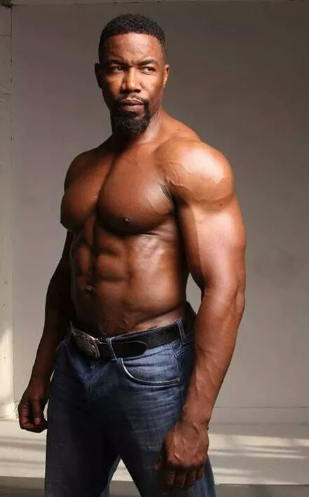 Michael Jai White (b 1967) is an American actor and martial artist. He is the first African American to portray a major comic book superhero in a major motion picture, having starred as the protagonist in the 1997 film Spawn. He appeared in the Tyler Perry films Why Did I Get Married? and the sequel, and currently stars in the comedy-drama television series Tyler Perry's For Better or Worse. He also portrayed boxer Mike Tyson in the 1995 HBO TV movie Tyson.