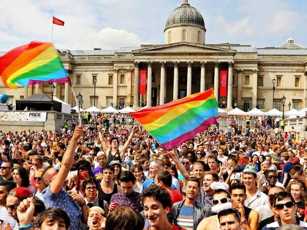 Pride in London parade, events and festival highlights - gay London - LGBT London - Events & Attractions - Going Out - London Evening Standard