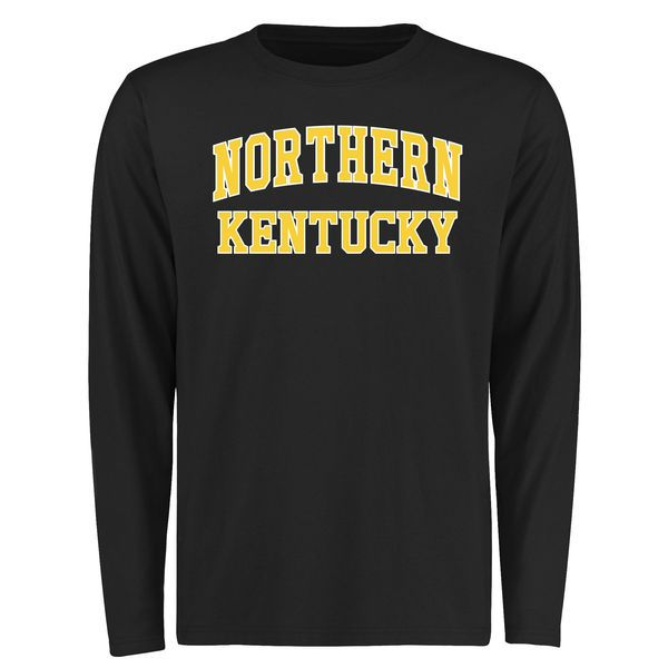 Northern Kentucky University Norse Everyday Long Sleeve T-Shirt - Black
