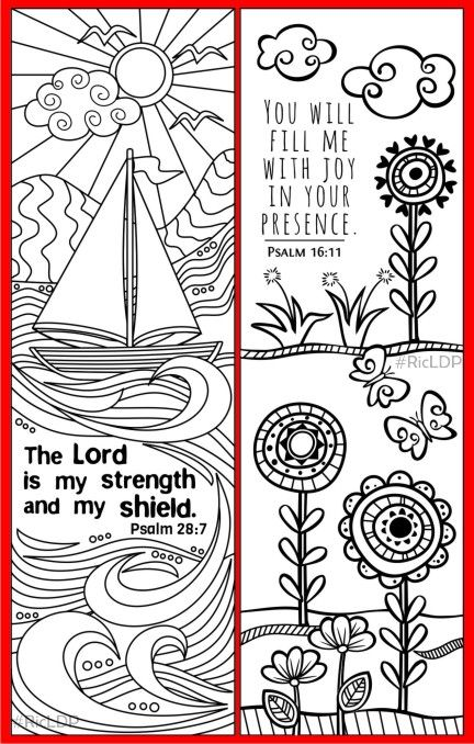 76 Best Images About Bookmarks Coloring Pages For Adults