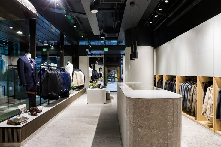 Turo Flagship Store in Helsinki. Retail Concept by Poiat.