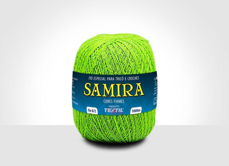 Samira cor 29 Limão Neon