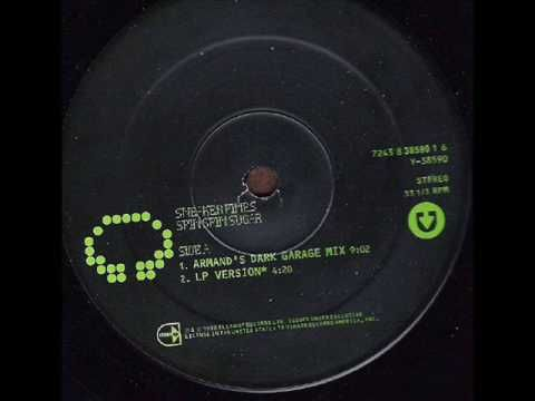Sneaker Pimps - Spin Spin Sugar ( Armands Dark Garage Mix ) ... too many nights at the Dead Beat baby.