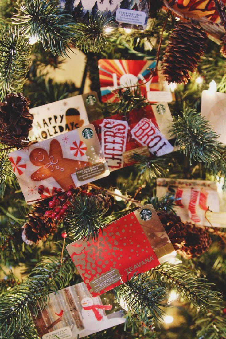 Decorate the christmas tree fa la la la - Fa La La La Lots Of Cheer Give The Gift Of Starbucks