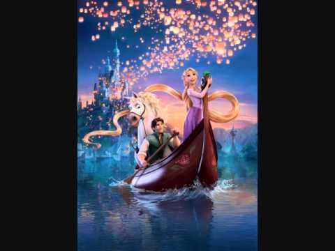 """Disney Princess Challenge Day 19- Favorite Soundtrack: Tough choice, but I love the music when the kingdom lights the lanterns :) Disney's Tangled Soundtrack TRACK 15 """"Waiting for the Lights"""" (Score)"""