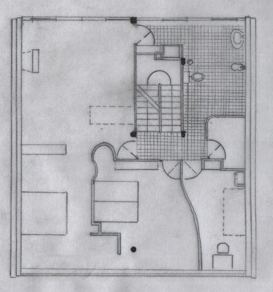 7 best le corbusier images on pinterest le corbusier for Famous building blueprints