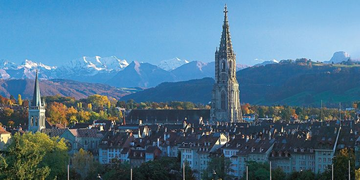 Berne, Switzerland  Gruetter, Rench