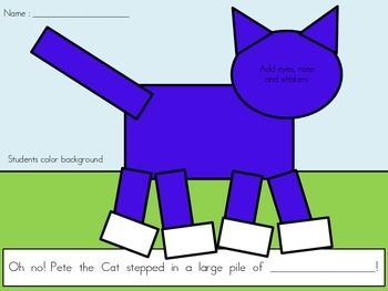 1000 images about pete the cat on pocket