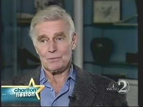 The Death of Charleton Heston - April, 2008 - part 2 of 2
