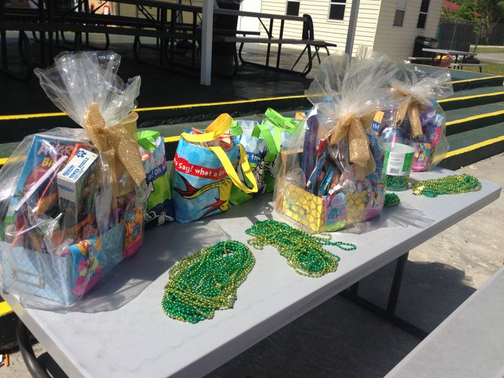 Prizes for the top Read-a-thon winners.