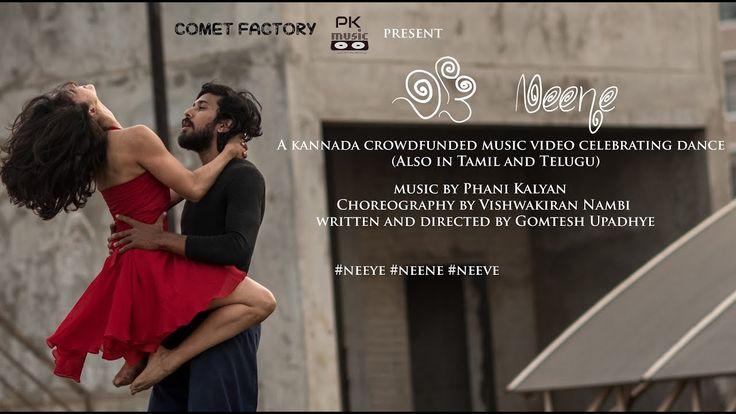 Neene - A kannada musical dance video | Phani Kalyan | Gomtesh Upadhye