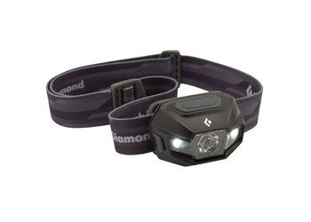 Black Diamond Revolt Rechargeable Head Lamp with RED LED