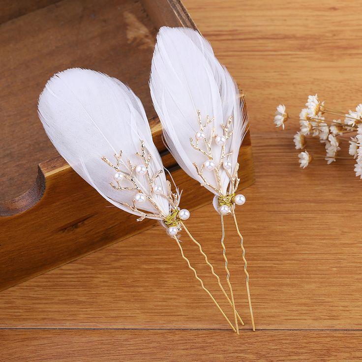 Свадебные украшения ангел головной убор из перьев оголовье золотые ветви меди…