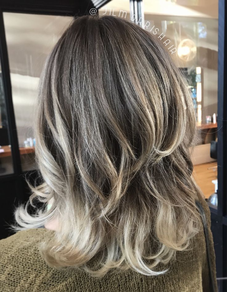 49 best jilmorrishair images on pinterest blondes blusher and beige blonde natural balayage highlights neutral brunette base pmusecretfo Images