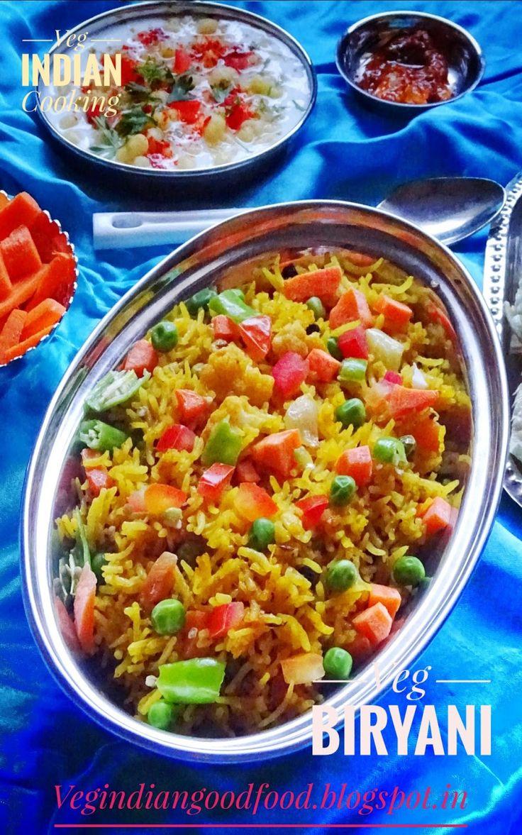 How to make Vegetable Biryani | One pot Veg Biryani Recipe | Veg Biryani by absorption method  #Biryani #rice #recipeoftheday #vegetarianrecipe #vegbiryani #indianfood #Indianrecipes #vegetarian #Recipe #vegfood #foodblogger #foodblog #indianfoodbloggers
