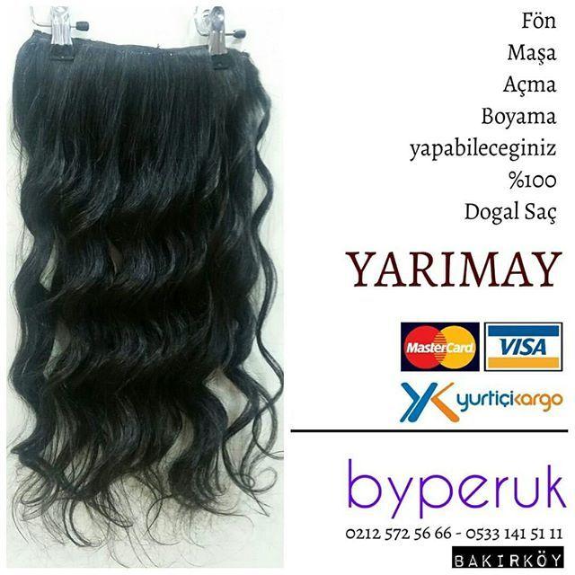 Peruk Postis Yarimay Citcit Sac Hamsac Renk Color