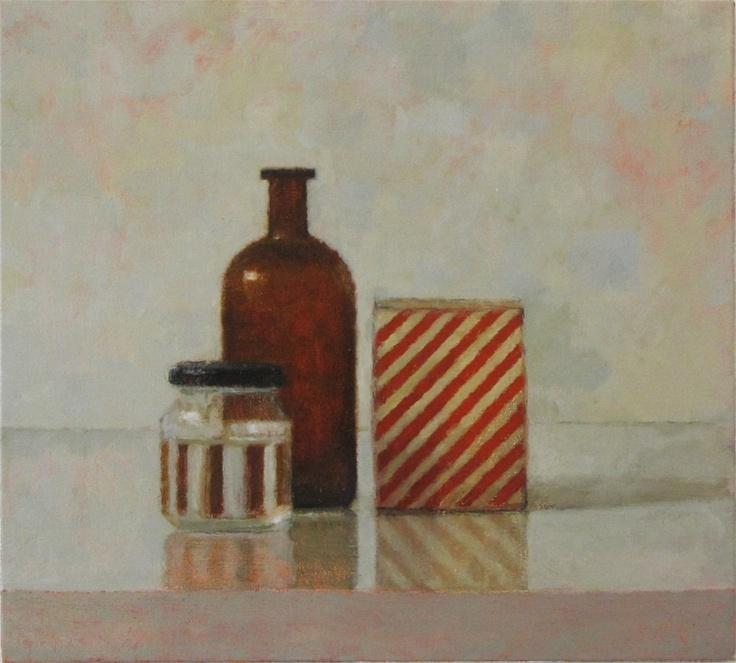 Jude Rae, Still Life 272, 2011, Oil on linen