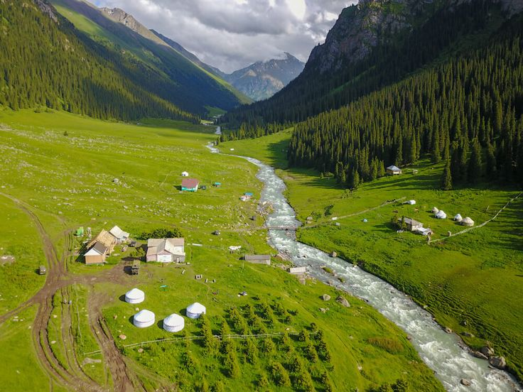 Where to Go Trekking in Krygyzstan's Tian Shan Mountains