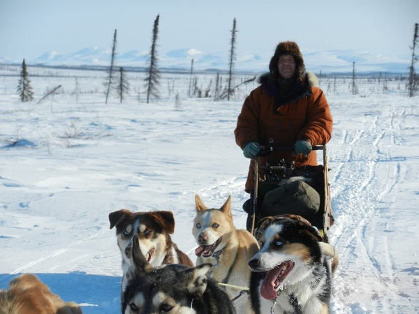 As winter gradually slows down to a halt, check out Yukon Men in Alaska