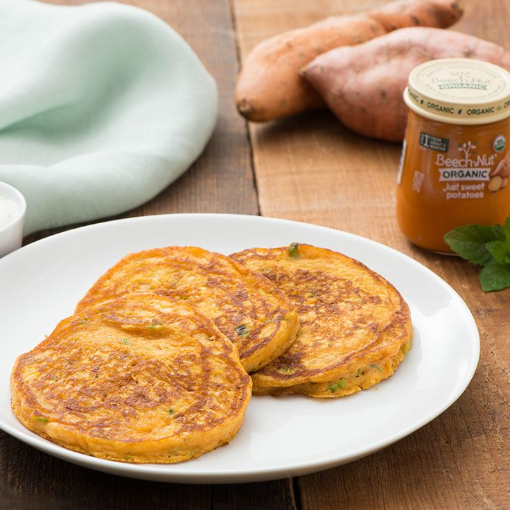 "The Secret To Great ""no-grate"" Potato Pancakes? 2 Jars Of"