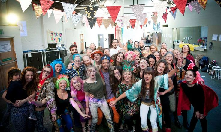 #MorningGloryvilleLiverpool