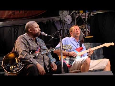 Eric Clapton, Buddy Guy, BB King, Jimmie Vaughan (Rock me baby) Unbelievable, so good