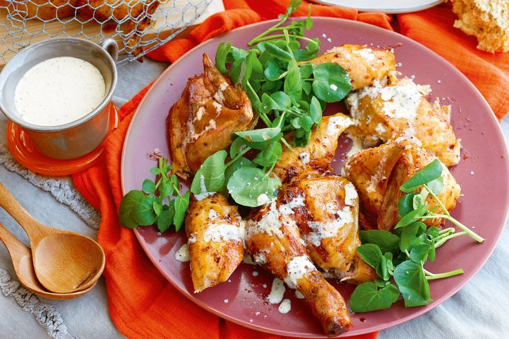 Cooked on the barbecue, this beer can chicken is flavoured with the subtle sweetness of malty lager.