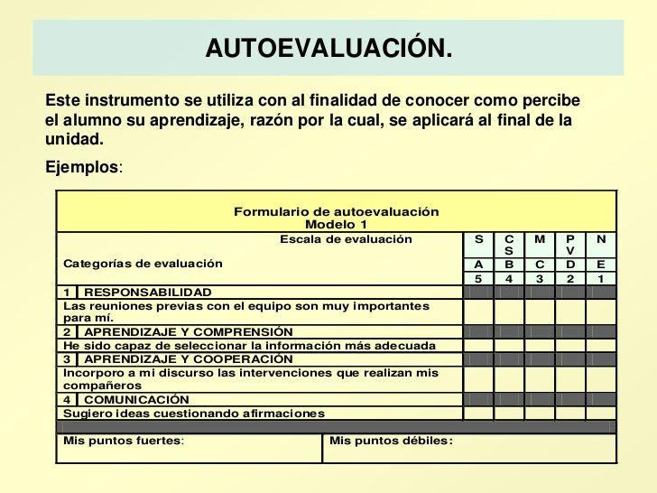 INSTRUMENTOS DE EVALUACIÓN FORMATIVA BAJO EL ENFOQUE DE COMPETENCIAS