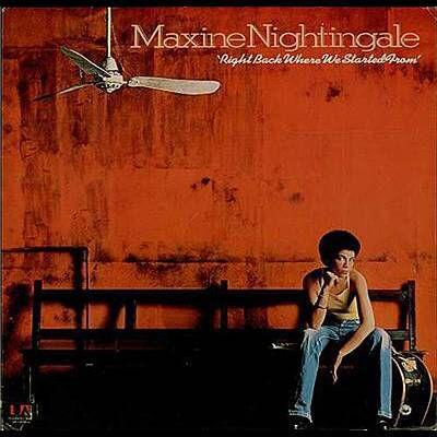 Ho appena scoperto la canzone Right Back Where We Started From di Maxine Nightingale grazie a Shazam. http://shz.am/t411103
