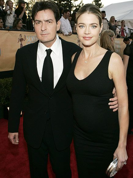Denise Richards Knew Charlie Sheen Was HIV-Positive: Source http://www.people.com/article/charlie-sheen-hiv-reveal-denise-richards-knew-several-years