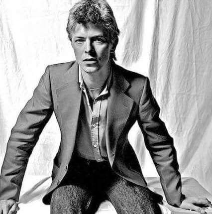 vezzipuss.tumblr.com — David Bowie, Amsterdam, Circa 77