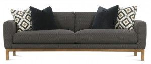 Rowe sofa, custom order sofa