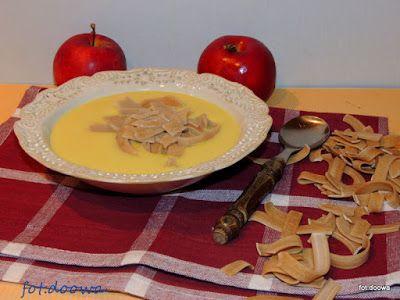 Moje Małe Czarowanie: Duńska zupa z jabłek