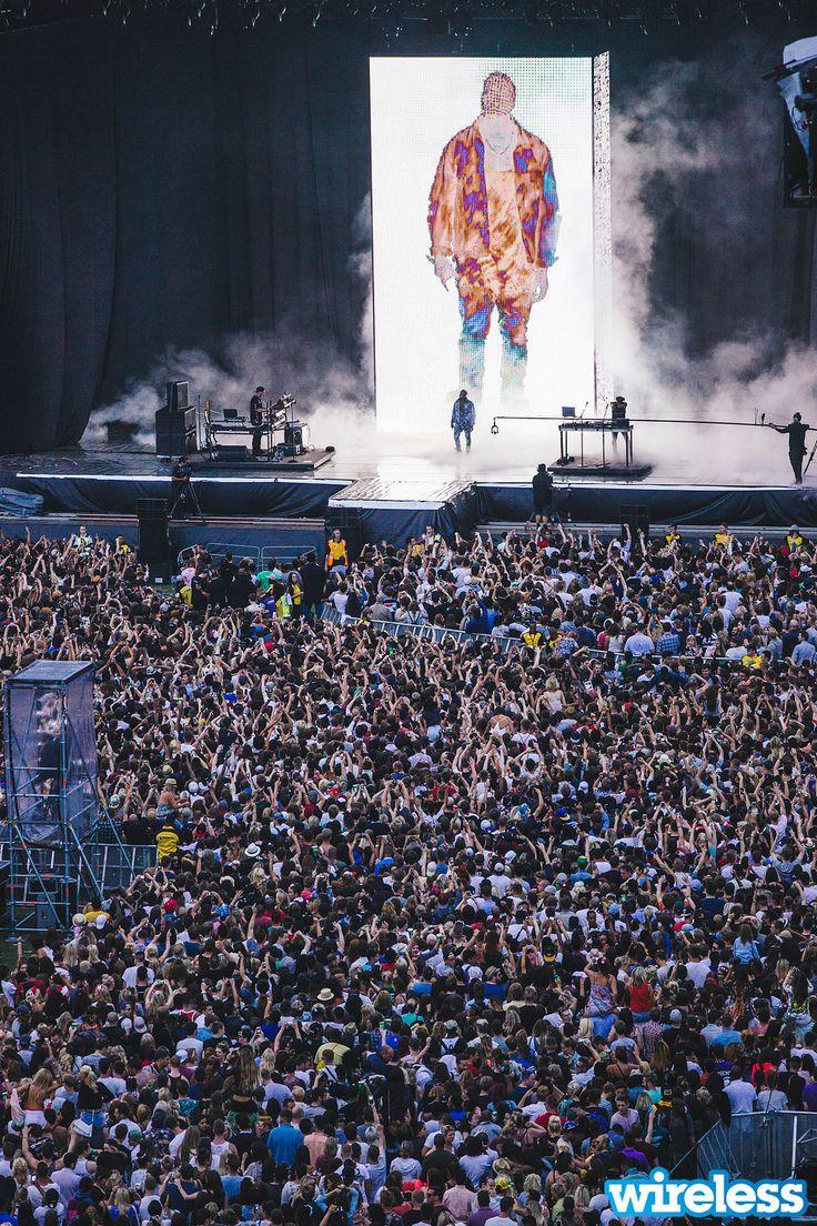 Wireless Festival | London 2014 | artist - Kanye West