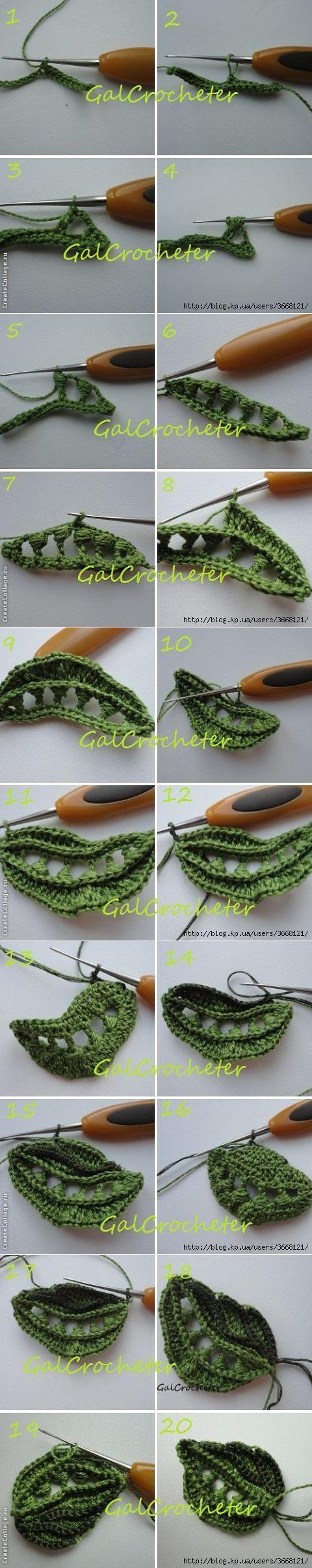 İrish crochet