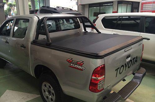 Carpa Plana Toyota Hilux