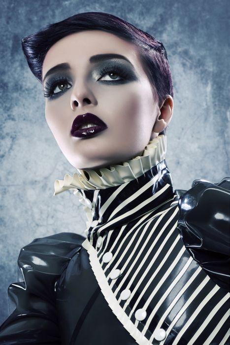 : Extreme Makeup, Fashion, Make Up, Inspiration, Eye Makeup, Posts, Hair, Photo, Eyes