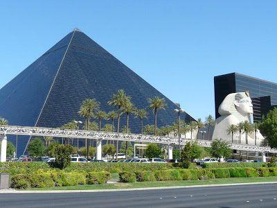 Hoteles en las Vegas Hotel Luxor